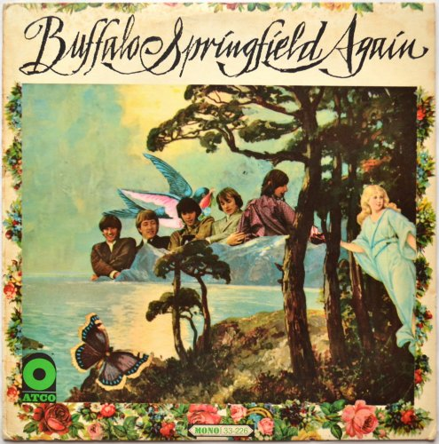 Buffalo Springfield / Again (US Early Press MONO!!) - DISK-MARKET